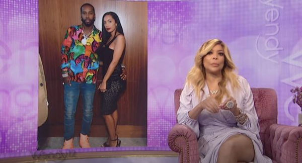 Erica Mena Prepares To Fight Wendy Williams