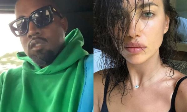 Report: Kanye West And Supermodel Irina Shayk Have Been Together For Months