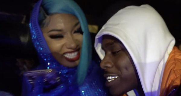 Megan Thee Stallion Goes After DaBaby Over Tory Lanez Support