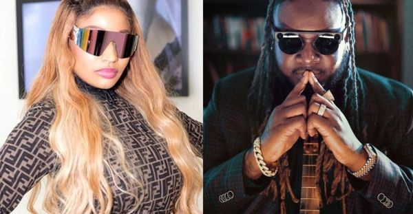 Nicki Minaj Responds To T-Pain Saying She Ghosted Him In the Studio