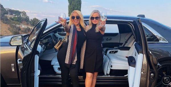 Saweetie Shoves Her Rolls-Royce In Quavo's Face
