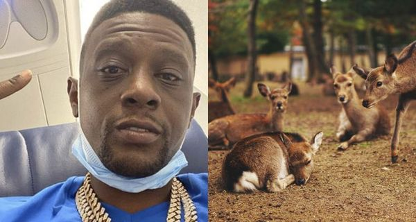 """Boosie Badazz Says He Needs A """"Deer Hitter"""""""