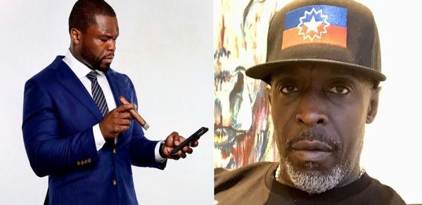 50 Cent Can't Stop Won't Stop Mocking The Late Michael K. Williams