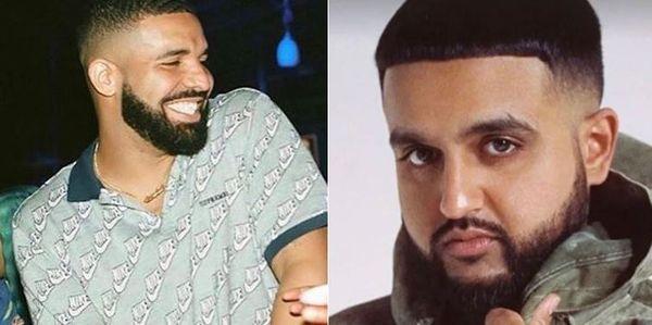 Drake Posts Flirty Photo Of Nav