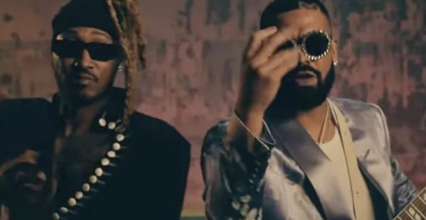 Drake Ties Beatles Record and Gets Future His First Number One