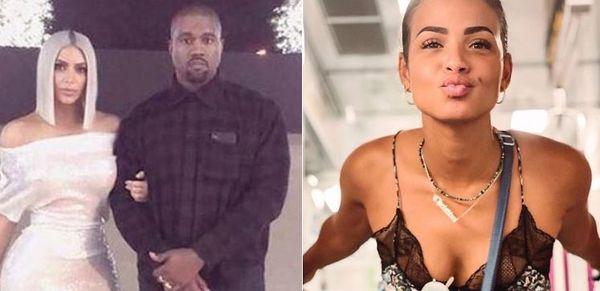 Report: Kanye West Was Banging Christina Milian While Married To Kim Kardashian