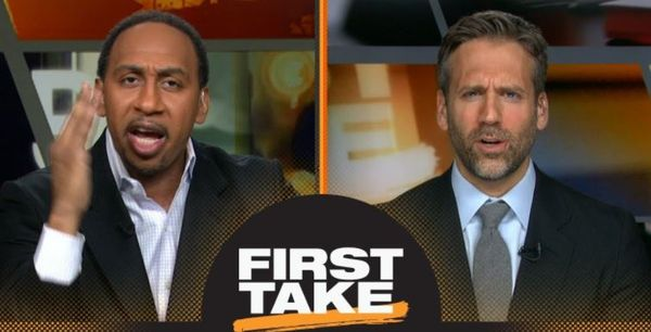 Stephen A. Smith Explains Why He had Max Kellerman Removed From 'First Take'