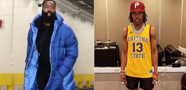 Twitter Thinks James Harden And Lil Baby Are the Cutest Couple