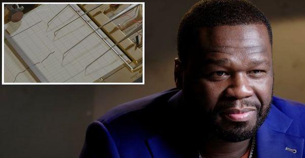 Watch 50 Cent Take a Lie Detector Test