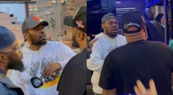 Watch Queenzflip Run Up On Beanie Sigel And Freeway For Coming into New York