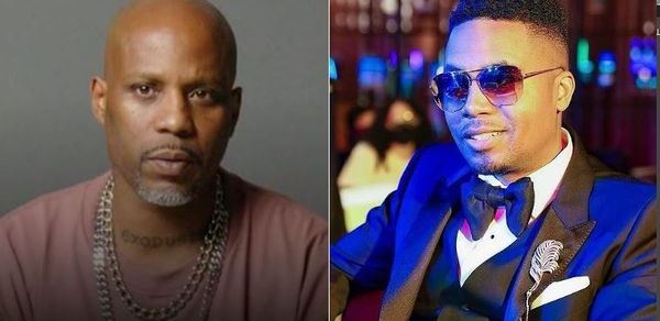 DMX Made Nas Cry During 'Belly'