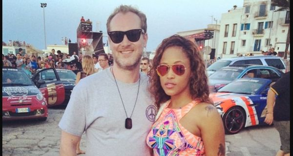 Eve Announces Pregnancy With Her Husband Maximillion Cooper