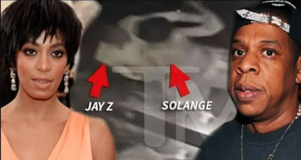 Jay-Z & Solange Make Peace Once And For All