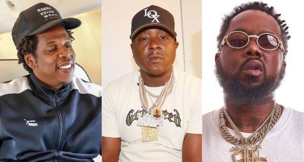 Jay-Z, Jadakiss, & Conway The Machine Have A New Track Dropping