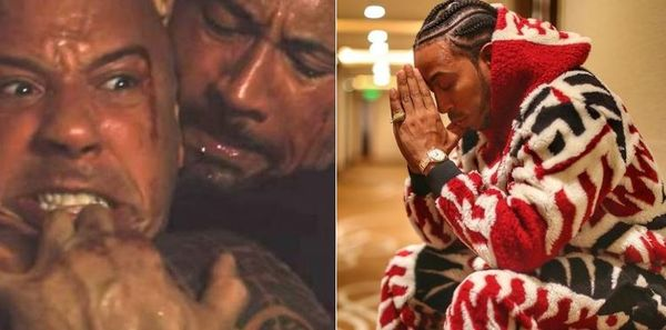 Ludacris Weighs In On Beef Between Vin Diesel And The Rock