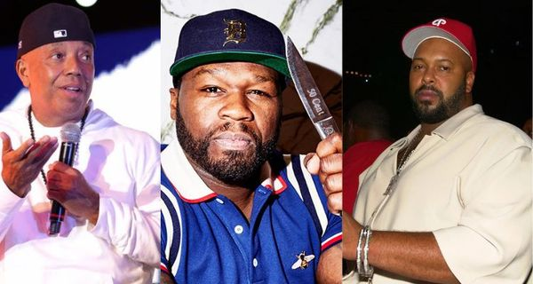 Russell Simmons Remembers When 50 Cent Checked Suge Knight With An Uzi