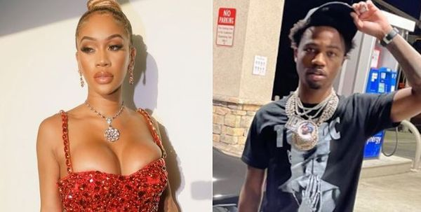 Saweetie Addresses Rumors She's Dating Roddy Ricch