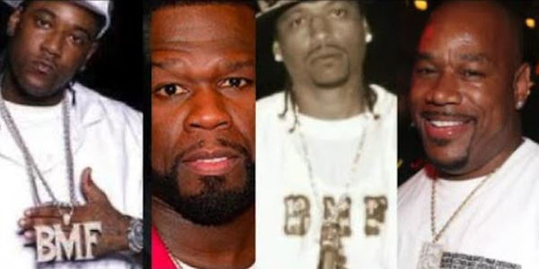 Wack 100 & Bleu Davinci Suggest 50 Cent Made A Deal With A Snitch To Get BMF Rights